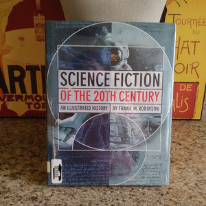 Other - Science Fiction of the 20th Century Table Art Book